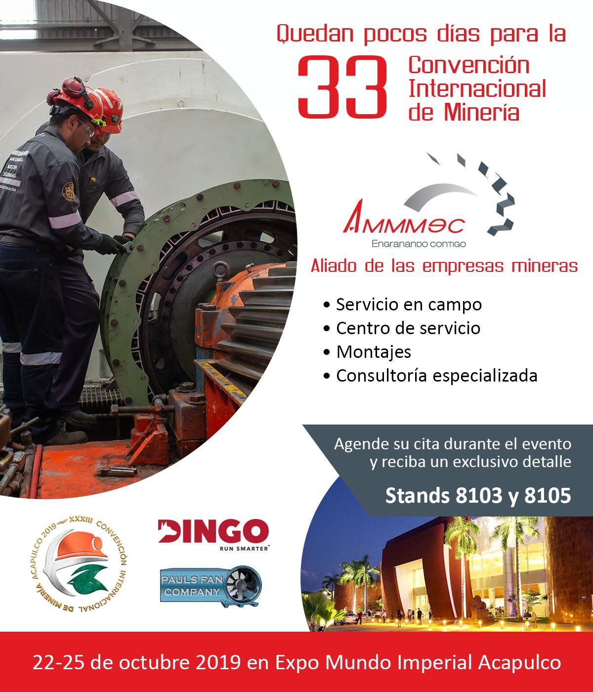 Convencion Minera Acapulco 2019