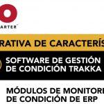 Comparativa de características Trakka VS ERP