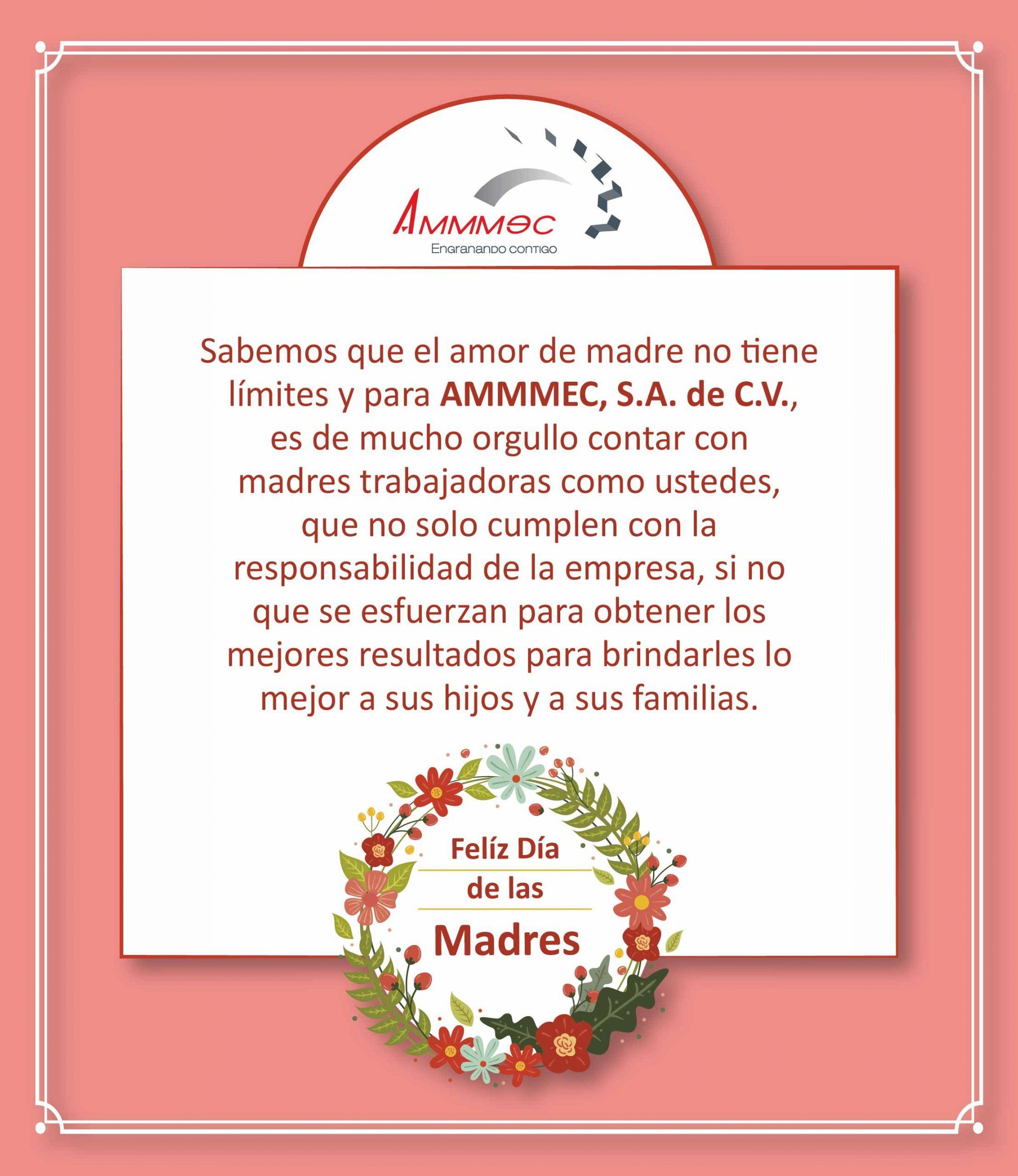 Dia de las madres-Ammmec-2021